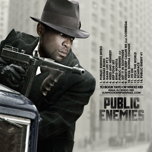 Tony Yayo Public Enemies Back