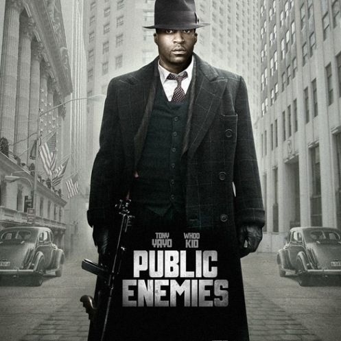 Tony Yayo - Public Enemies Cover - Front