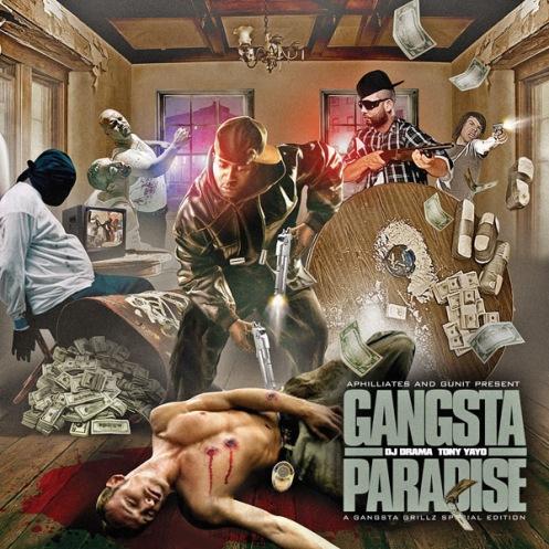 Tony Yayo DJ Drama Front Cover